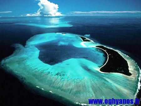 1414442080481 - تصاویری از جزایر زیبا و استثنایی بورا بورا