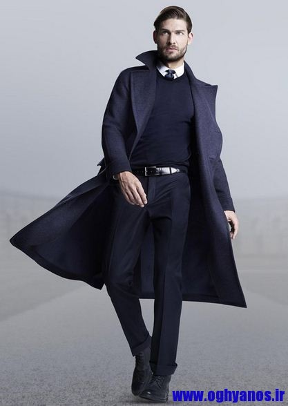 مدلهای لباس پاییزه و زمستانه مردانه برند Corneliani