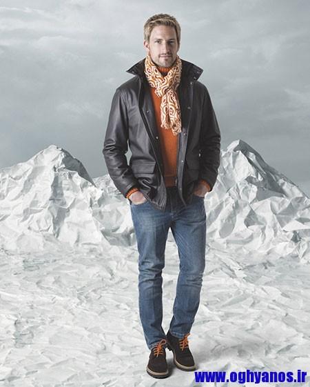مدل لباس پاییزی و زمستانی مردانه برند Fedeli