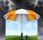 کاهش دما و باران؛ لباس گرم و بارانی به همراه داشته باشید