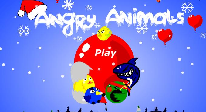 بازی انلاین پرنده های خشمگین