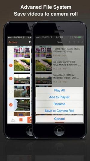 دانلود نرم افزار Best Video Downloader برای iOS