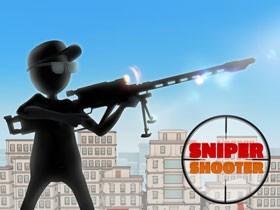 دانلود بازی تک تیرانداز Sniper Shooter برای iOS