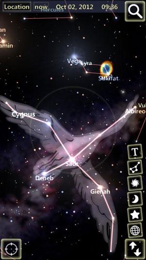 دانلود نر افزار رصد اسمان Star Tracker برای iOS