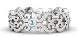 mo15080 272x125 - مدل انگشترهای زیبای زنانه با نگین توپاز آبی