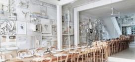 رستوران «اوئسو» ساخته شده از استخوان