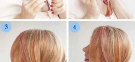 1430773433121 272x125 - اموزش تصویری جمع کردن موها به روشی ساده و شیک