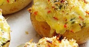 طرز تهیه غذا با سیب زمینی برای افطار