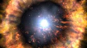 کشف درخشانترین ابرنواختر جهان