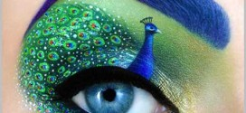 1439667062421 272x125 - مدل آرایش چشم خلاقانه و هنری از میشتل فالج