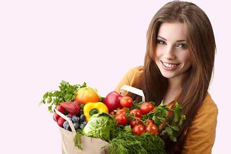 فایده های میوه بر روی روشنی و سلامت پوست