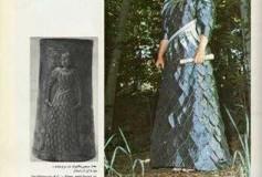 لباس و نوع پوشش زنان در ایران باستان