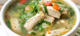 146513725746841 272x125 - روش تهیه سوپ مرغ و سبزیجات