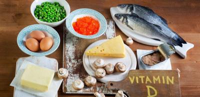 راه های تامین ویتامین دی D بدن