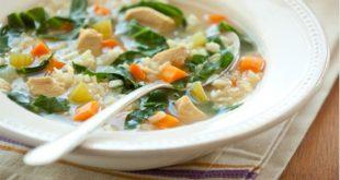 1287274 146 310x165 - طرز تهیه سوپ رژیمیِ سبزیجات با مرغ