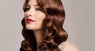 مدل موی ساده و شیک برای مهمانی