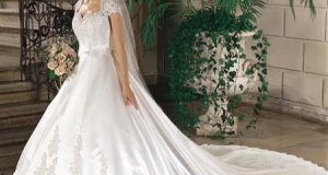 جدیدترین مدل های لباس عروس زیبا