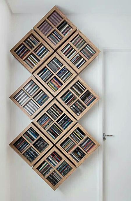 mo28697 - طراحی و مدل های کتابخانه در خانه