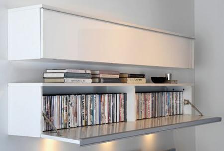 چیدمان کتاب, دکوراسیون و چیدمان کتابخانه