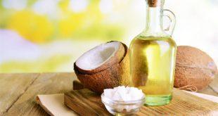 coconut oil 310x165 - روشهای طبیعی برای رشد سریع ابروها