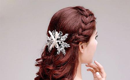 مدل گل سر,جدیدترین گیرهای مو