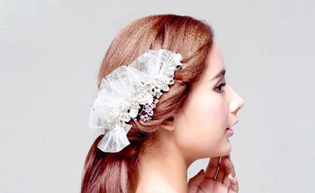 گل سرهای زیبا,مدل شینیون های زیبا