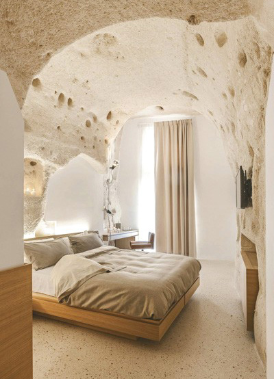 mo28920 - طراحی اتاق خواب به شکل طبیعت