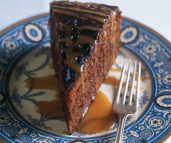 کیک عسل