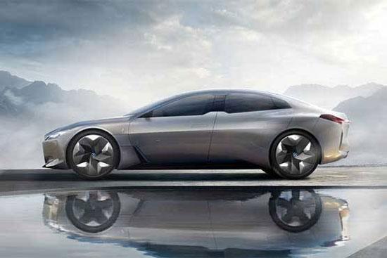 عجیب ترین خودرو BMW رونمایی شد
