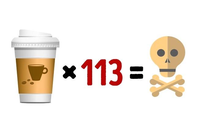 مرگ با مصرف زیاد مواد غذایی