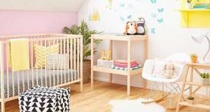 اصول دکوراسیون اتاق نوزاد