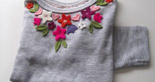 hou9016 310x165 - نحوه تزیین لباس های ساده