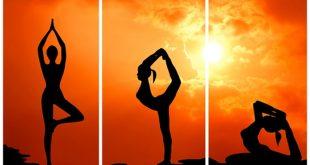 yoga for sagging breast 310x165 - درمان استرس با حرکات یوگا
