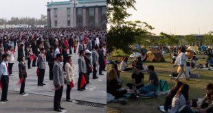 0 18 310x165 - تفاوت کره شمالی و کره جنوبی از روی عکس