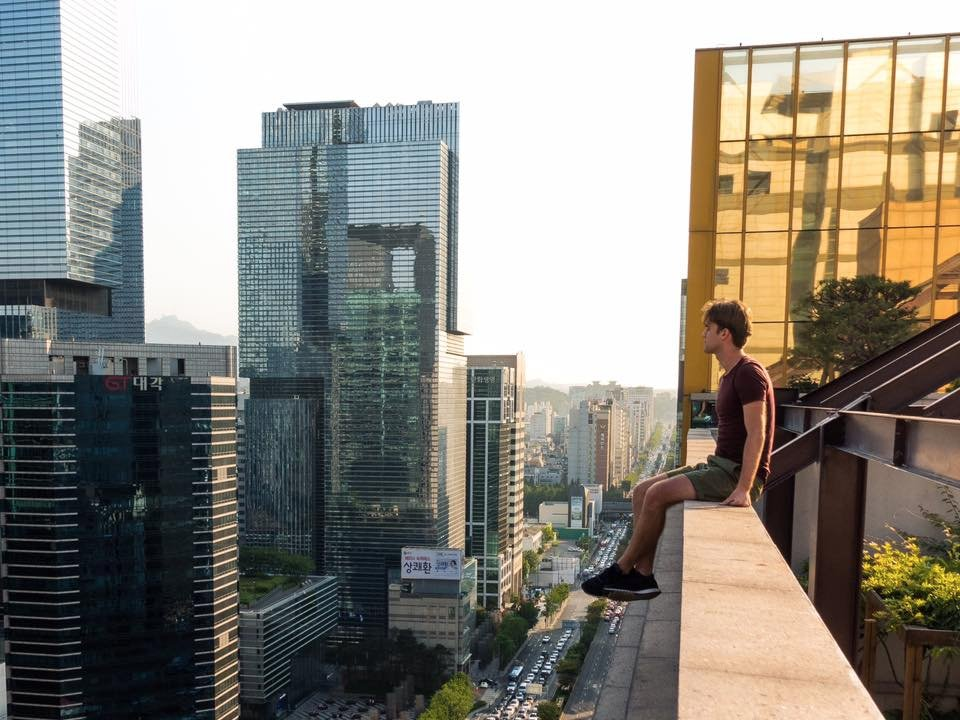 1 31 - تفاوت کره شمالی و کره جنوبی از روی عکس