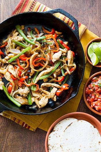 خوراک مرغ و سبزیجات؛ غذایی مخصوص مبتدی ها