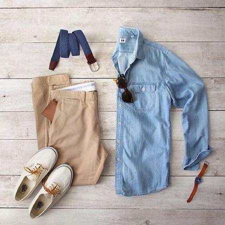 مدل لباس اسپرت مردانه, لباس های اسپرت مردانه