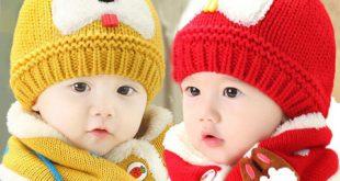 شیک ترین مدل شال و کلاه بچگانه