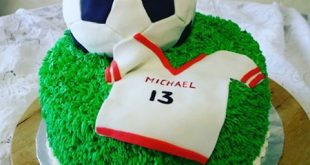 football1 cake1 310x165 - مدل کیک تولد با تم فوتبال