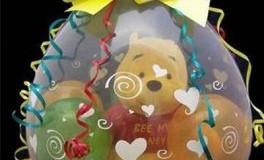 طریقه گذاشتن عروسک و هدیه در بادکنک
