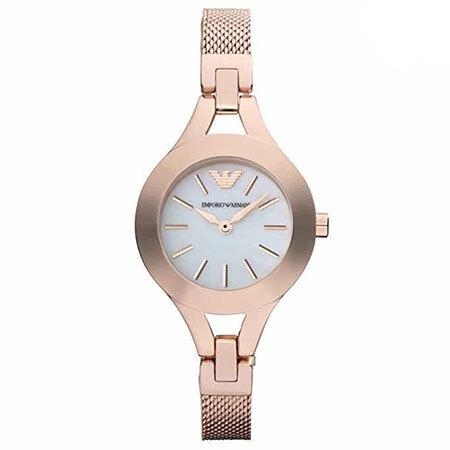 rosegold1 fashionable1 watch15 - مدلهای جدید ساعت های مچی رزگلد