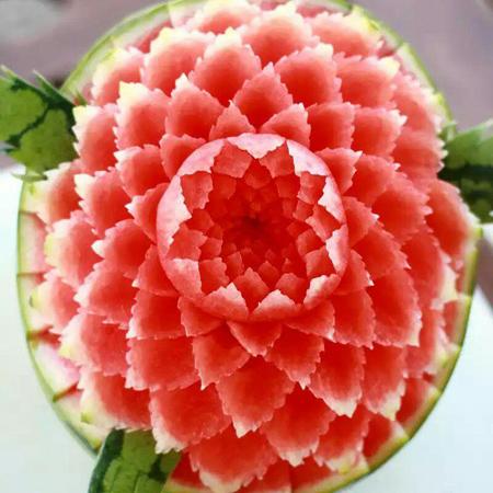 yalda5 night4 fruit1 - زیباترین میوه آرایی مخصوص شب یلدا
