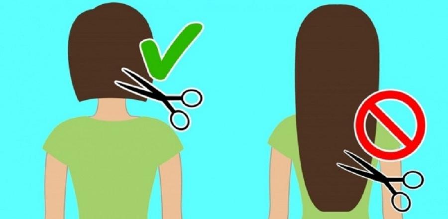 اسیب هایی که به موها وارد میشود