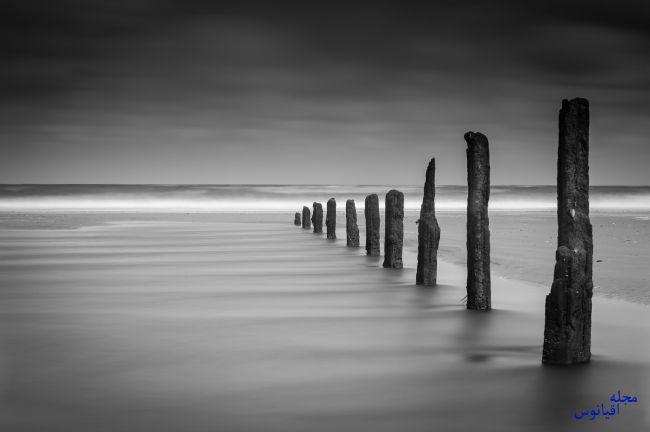 عکاسی سیاه و سفید مونوکروم