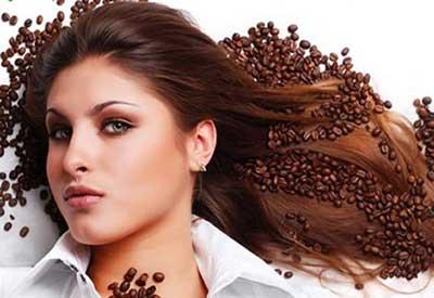 رنگ کردن مو با قهوه