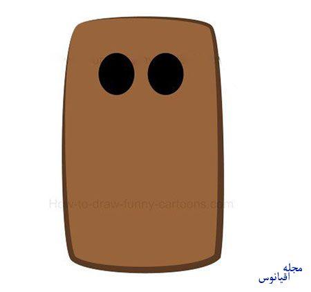 ba4591 2 - آموزش تصویری نقاشی خفاش