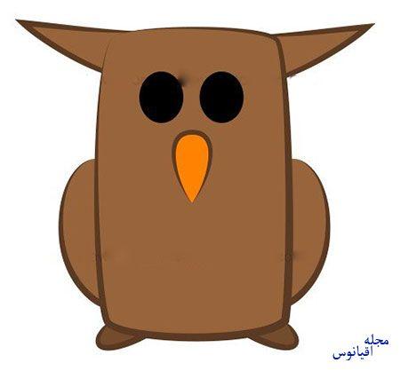 ba4591 5 - آموزش تصویری نقاشی خفاش