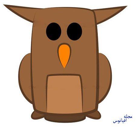 ba4591 6 - آموزش تصویری نقاشی خفاش
