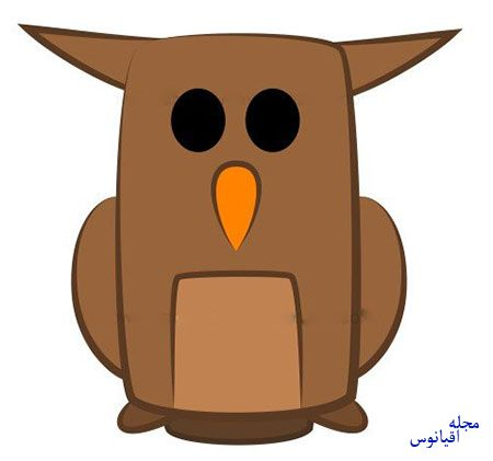 ba4591 - آموزش تصویری نقاشی خفاش