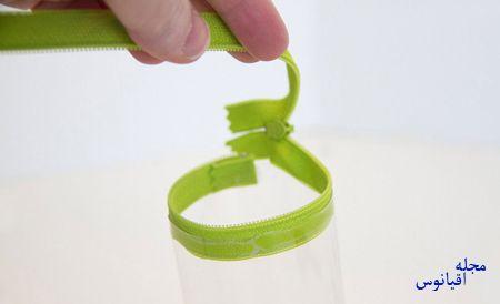 نحوه ساخت جامدادی با بطری بازیافتی,آموزش ساخت جامدادی با بطری